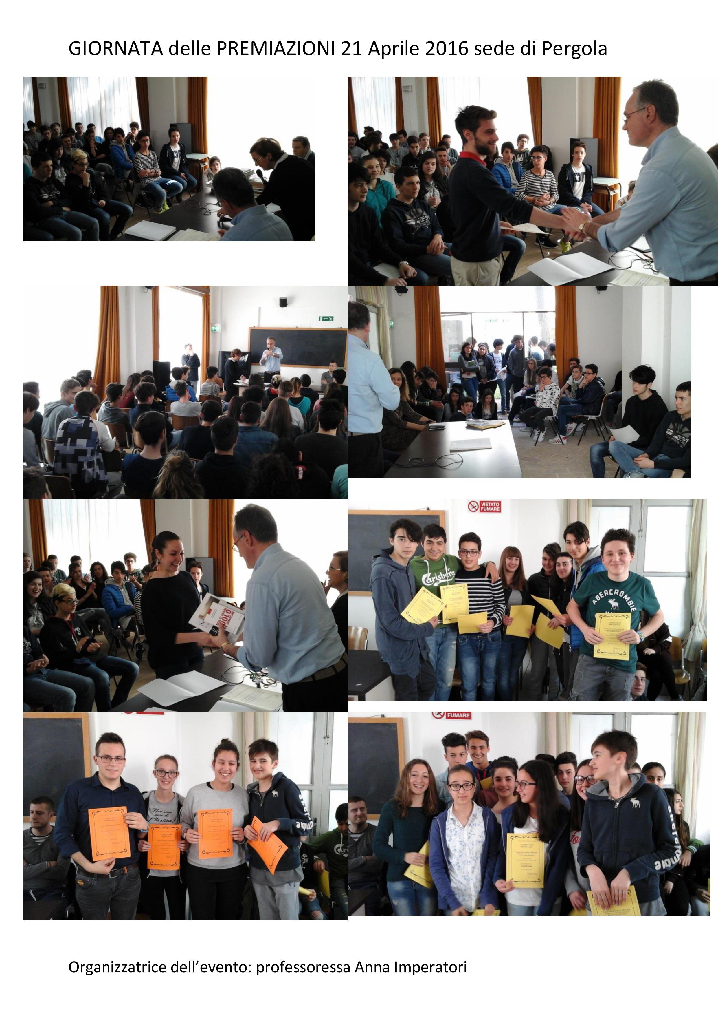 foto dei liceali con le medie piu alte e foto di gruppo dei corsi di informatica